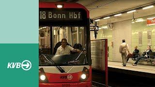 Ein Tag im Leben eines KVB-Stadtbahnfahrers