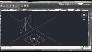 Окружность в прямоугольной изометрии 3 способ построения(Окружность (круг) в прямоугольной изометрии 3 способ построения от https://www.vatman16rus.ru Построение окружности..., 2016-03-22T08:42:27.000Z)