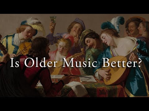 Is Older Music Better? – Music Theory Vlog #1