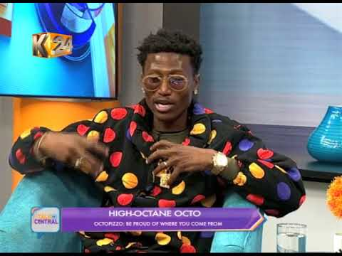 TalkCentral : One on one with Octopizzo part 1