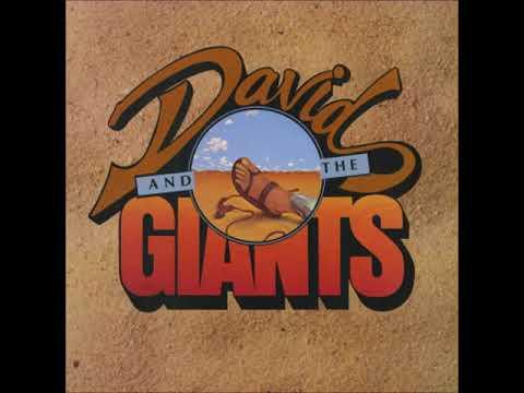 "David and the Giants - ""David and the Giants"" [FULL ALBUM, 1982, Christian Rock]"