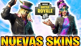 🔴 WAITING **NEW SKINS** AND VOLMININ IN FORTNITE!! +860 VICTORIAS! - FORTNITE: Battle Royale