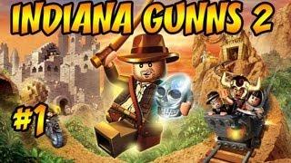 Lego: Indiana Jones 2 | Pt.1, GUNNS4HIRE