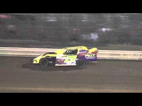 Ark La Tex Speedway limited modified heat 4 Fan night 4/23/16