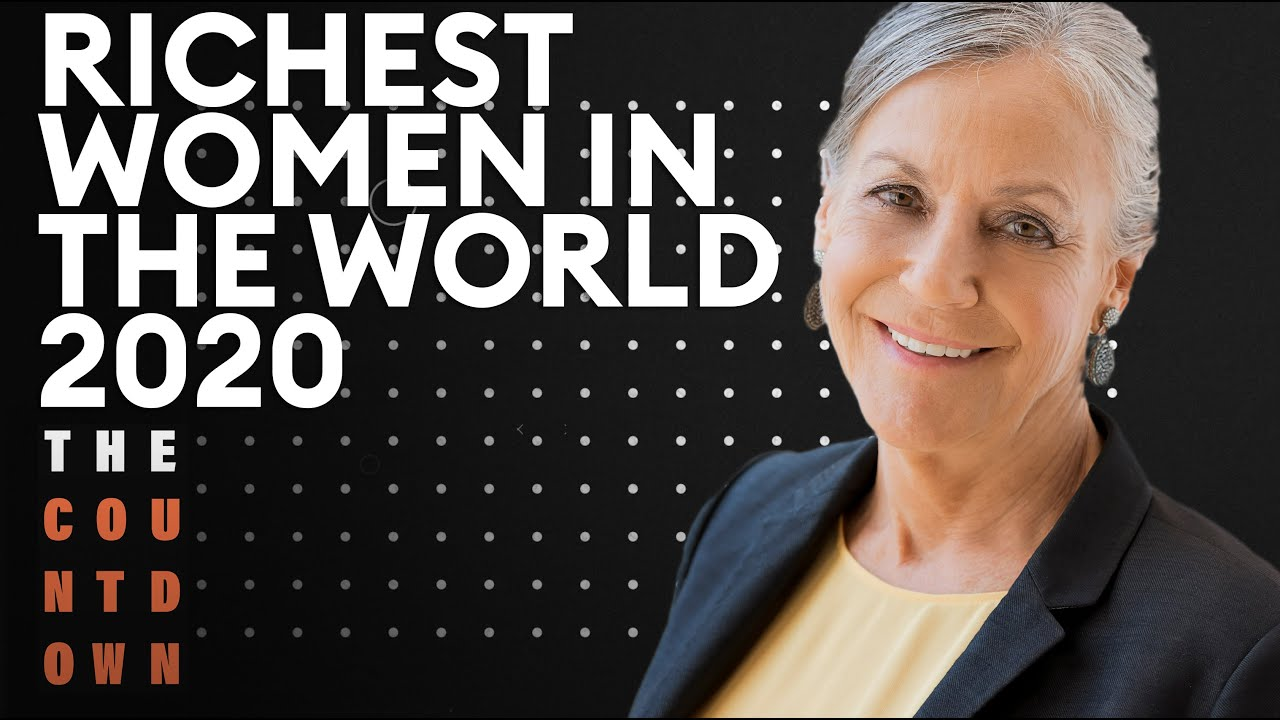 5 Richest Women In The World | The Countdown | Forbes