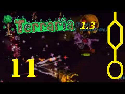 Terrawria 1.3 [Expert Mode Coop] #11: Just Moth Things