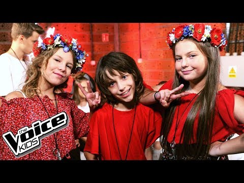 The Best Of! Bluesowa ekipa - The Voice Kids Poland 2