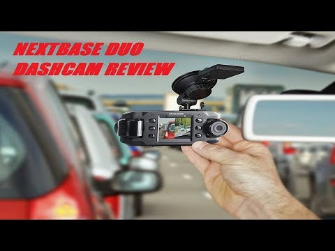 Nextbase Duo Dashcam Review