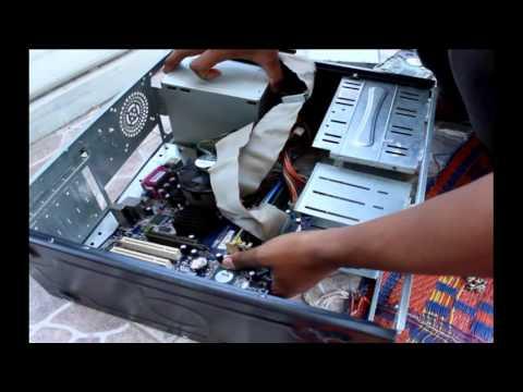 Tutorial Merakit PC / CPU dengan Benar dan Lengkap (Oficial Music Video HD )