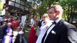 Выездная церемония. Тамада на свадьбу в Киеве.(, 2015-03-09T12:25:00.000Z)