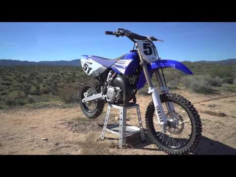 2016 Yamaha YZ85   Dirt Rider 85cc MX Shootout