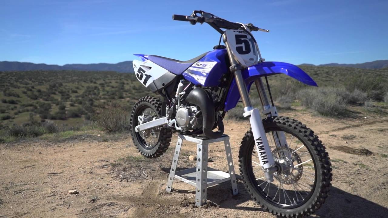 2016 yamaha yz85 dirt rider 85cc mx shootout youtube. Black Bedroom Furniture Sets. Home Design Ideas