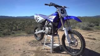 2016 Yamaha YZ85 Review - Dirt Rider 85cc MX Shootout