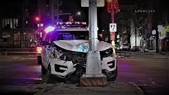 BROOKLYN: NYPD Vehicle Crash