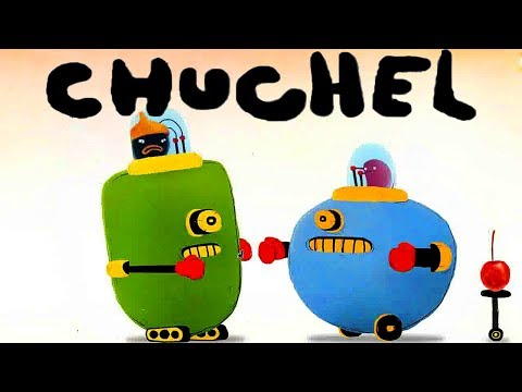СМЕШНАЯ ИГРА про Черного ЗВЕРЬКА ЧУЧЕЛ #4 Chuchel - мультик игра Весёлое видео для детей