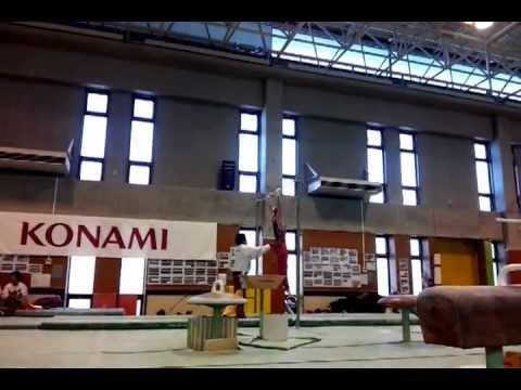 Schauturnen im Konami Sportsclub in Japan 2012 / HB