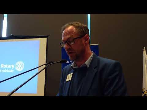 Cure4CF - A Very Personal Journey - Dr. Nigel Farrow
