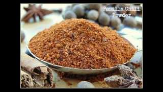 How to Make Pasilla Chili Powder   A Mild, Yet Rich Powder