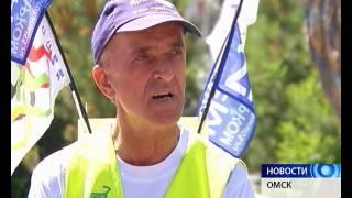 Из Калининграда во Владивосток едет инвалид-колясочник Алексей Костюченко