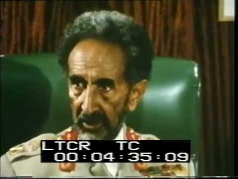 Haile Selassie Dokumentation (Stern TV 1972, deutsch/german) Teil 1/2