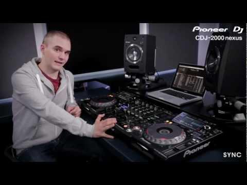 CDJ-2000nexus Sync, Phrase Meter and Beatgrid Adjust Tutorial