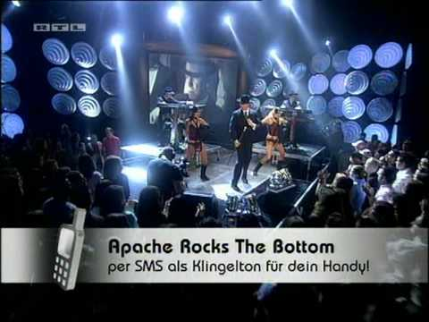 Scooter - Apache Rocks The Bottom - LIVE @ TOP OF THE POPS - HQ