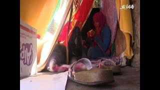 بطلة مغربية تبيت في العراء بلا مأوى!