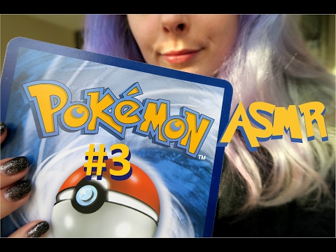 Finalizing Pokemon Card Collection! ASMR Soft-Spoken Rambling & Card Shuffling