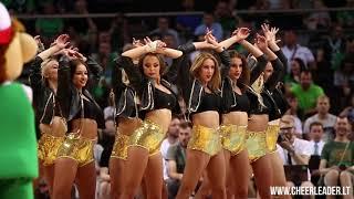 Zalgiris Kaunas cheerleaders are HOT HOT HOT!