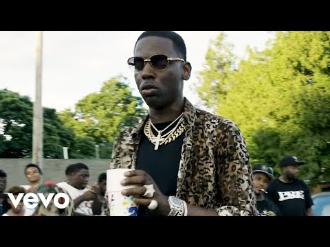 Young Dolph – Major (Official Music Video) ft. Key Glock