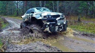 ОБЗОР BMW X7 E32 750 Long Валькирия ! Таких больше нет ...