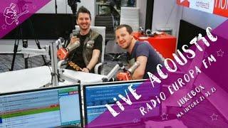 Jukebox - Ma intorc zi de zi Live Acoustic Radio Europa FM
