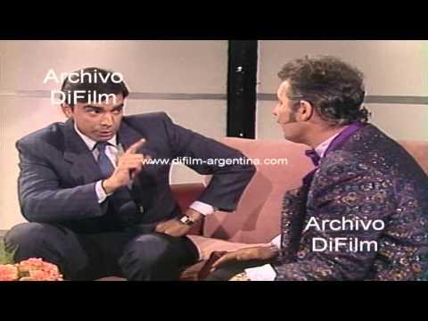 DiFilm - Hugo Arana con Luis Otero - Matrimonios y algo mas 1991