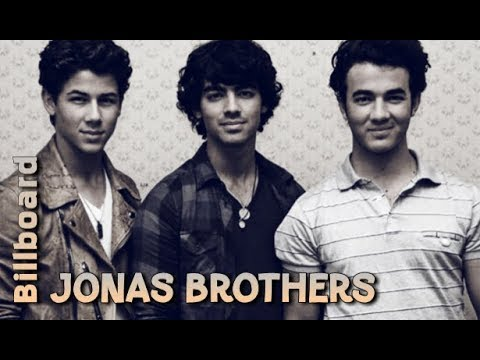 Jonas Brothers Chart History | Billboard Hot 100 (2007 - 2019) Mp3