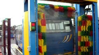 3 brush Bus Wash NTC Mauritius.AVI