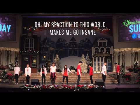 PIF Christmas Dance: Born to Love by Pentatonix/Capital Kings
