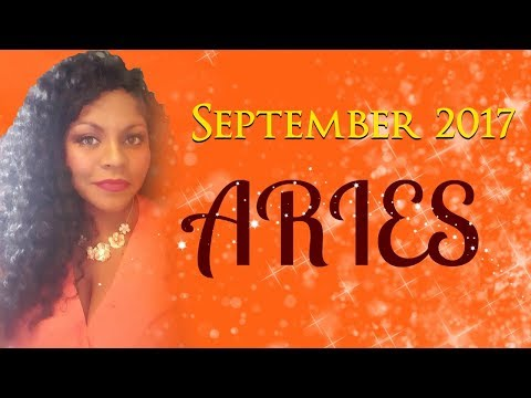 ARIES HOROSCOPE SEPTEMBER 2017- AUTUMN EQUINOX
