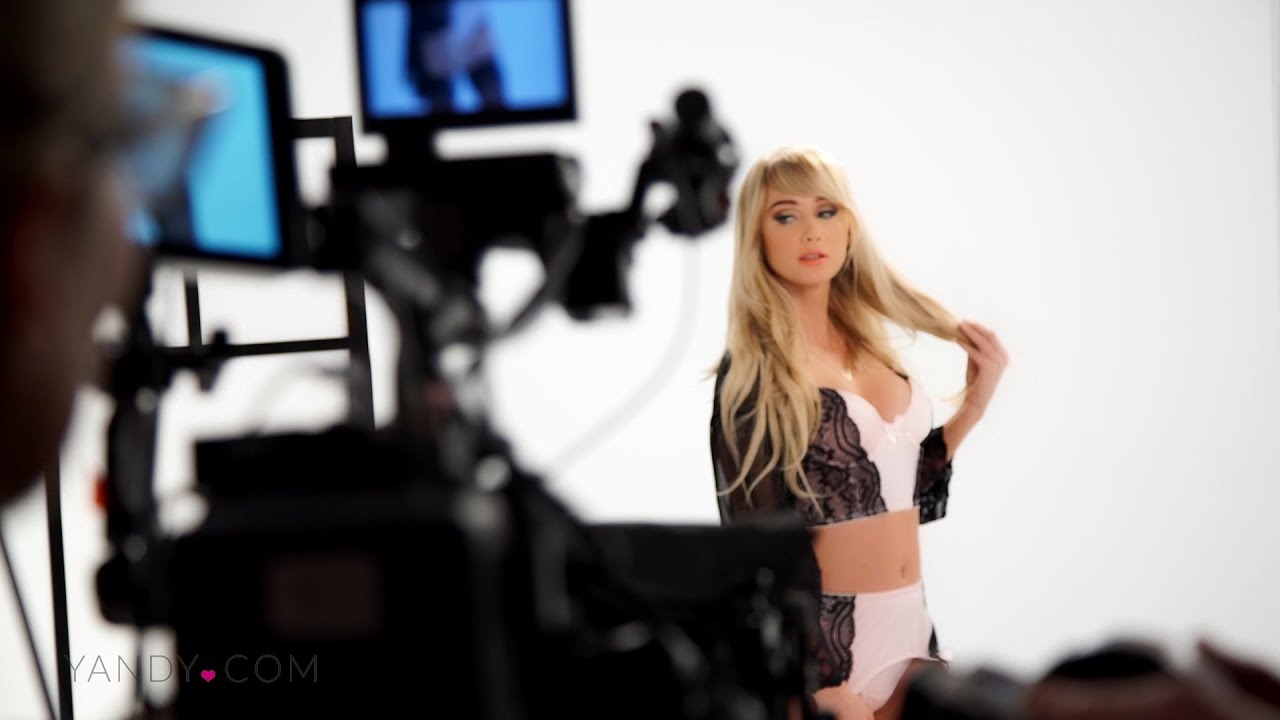 Yandy | Behind the Scenes - Which Valentine's Vixen Are You? - with Sara Jean Underwood