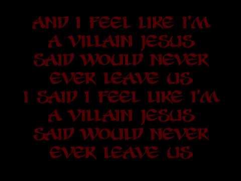 Villain - Hedley - Lyrics