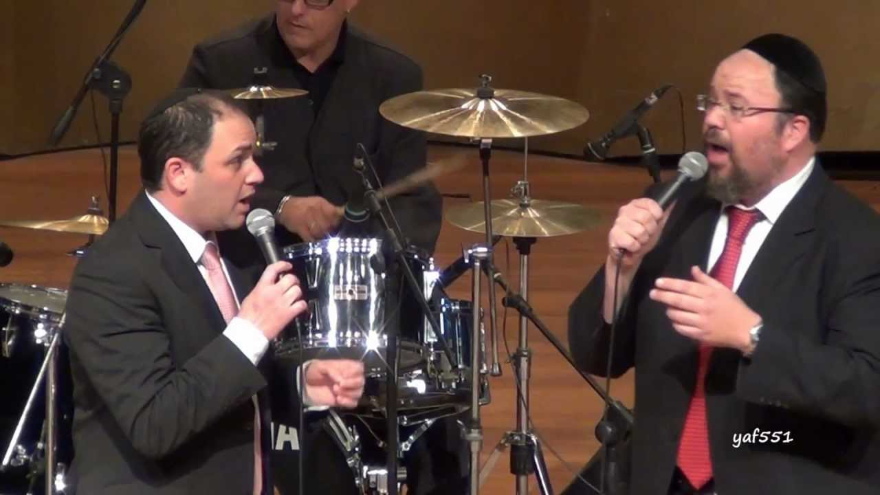אברימי רוט ואודי אולמן שרים ונתנה תוקף לחן חיים בנט