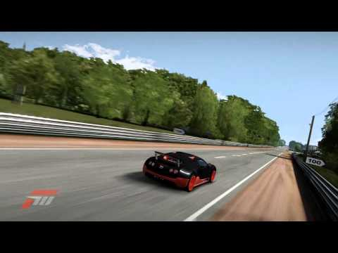 Forza Motorsport 4 Drag Racing-SSC Ultimate Aero vs ...