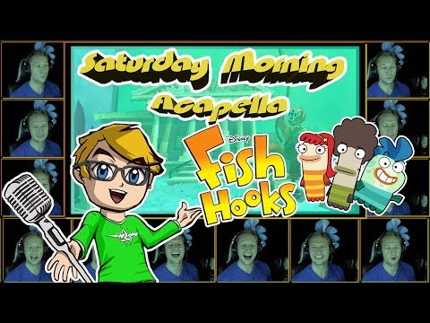 Fish Hooks Theme - Saturday Morning Acapella