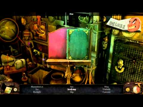 Chronicles of Mystery: The Legend of Sacred Treasure Walkthrough Part 7 |