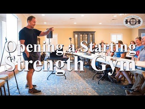 The Starting Strength Gym Start-up | Paul Horn