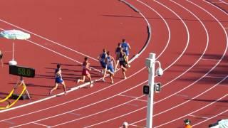 800m.Balkan Championships.Stara Zagora(Bulgaria)