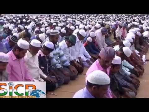 Bakrid celebrated with fervour in Namakkal districts