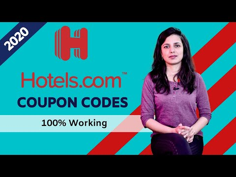 Hotels.com Coupons & Deals | 100% Working Hotel Booking Promo codes