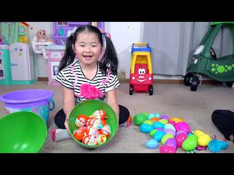 Catching and Pretend Play with the Easter Bunny!