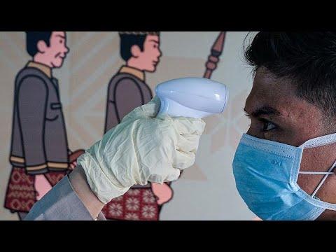 Algunos países europeos estudian repatriar a sus nacionales del epicentro del coronavirus
