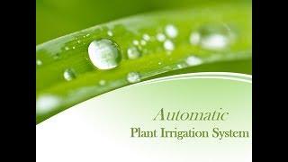 Smart Irrigation System Using Iot Ppt